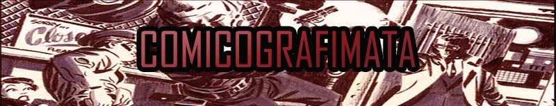 COMICOGRAFIMATA (ΚΩΜΙΚΟΓΡΑΦΗΜΑΤΑ)