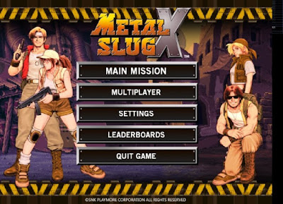 Metal Slug X PC Games for windows