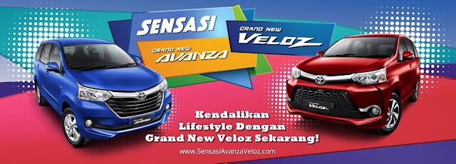 Kemudikan Lifestyle Kamu Dengan Miliki Grand New Veloz Sekarang!