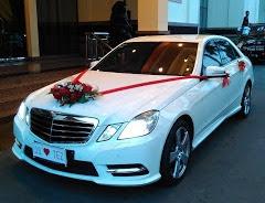 Sewa Mobil Pengantin Jakarta Syafira Wedding Car