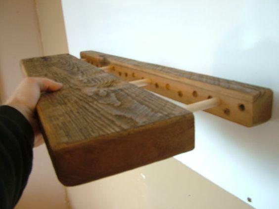 Aparador reutilize madeira