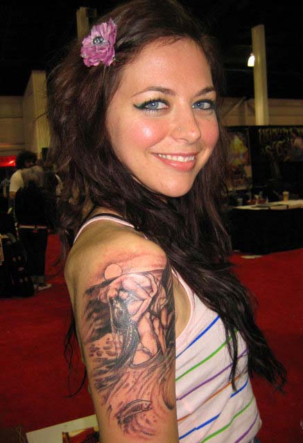 Tattoo Galleries