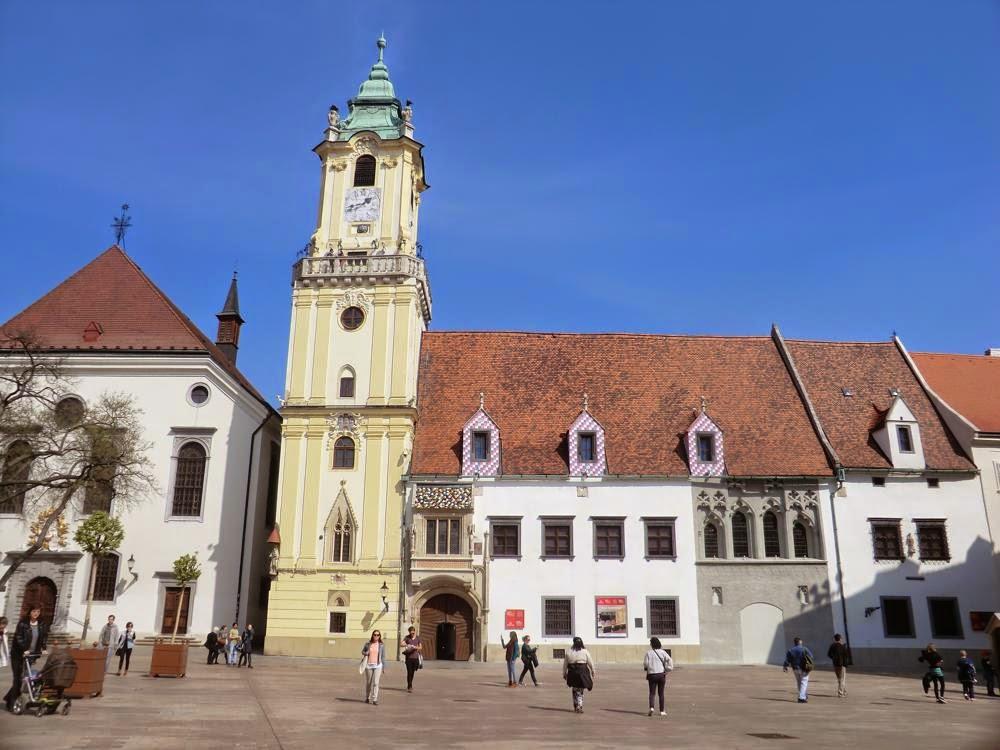 ayuntamiento bratislava
