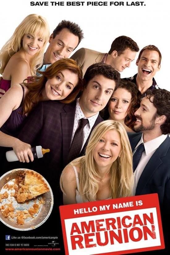 Assistir Online Filme American Pie O Reencontro - American Reunion