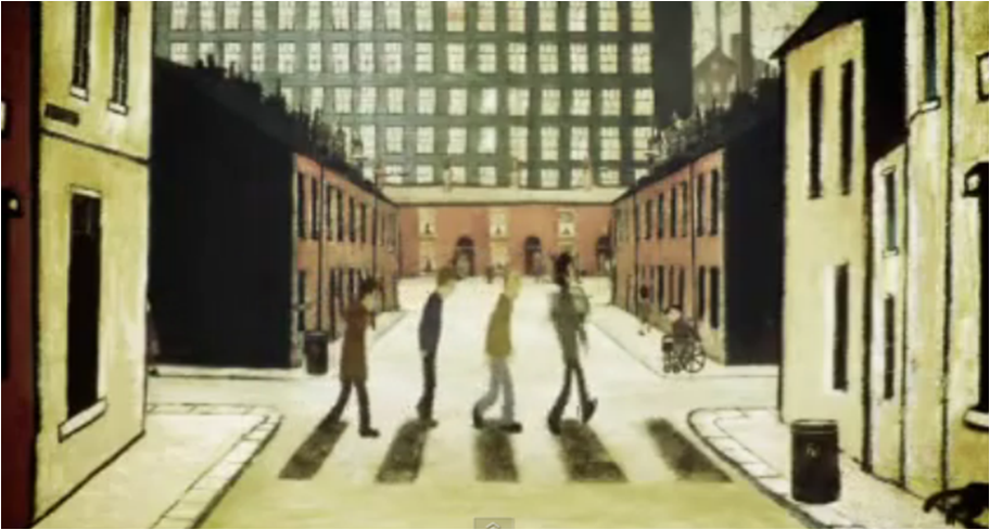 Sophiya Ali - A2 Media Studies: Music Video Analysis ... Oasis Masterplan