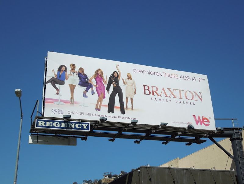 Braxton Family Values 3 billboard