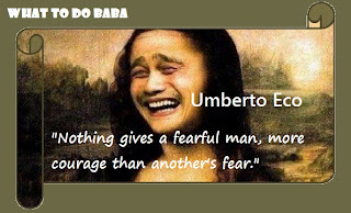 quotes to make you laugh- fear and courage