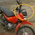 Motociclista escapa de acidente fatal por milagre.....(Veja Vídeo do Jornal Hoje- Globo)