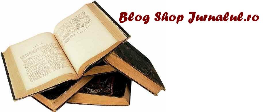 Blog Shop Jurnalul.ro