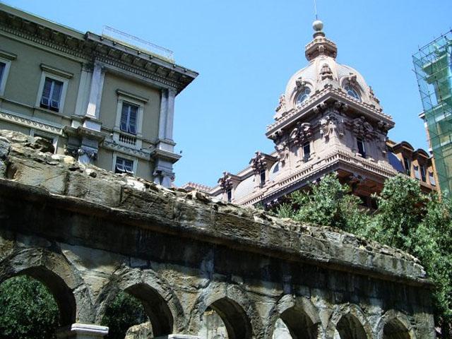 Италия,Генуя,отдых летом,отдых в августе,Genova