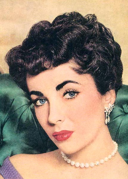 Jade Louise Makeup   It's only make believe...: 50's Hollywood glamour ...