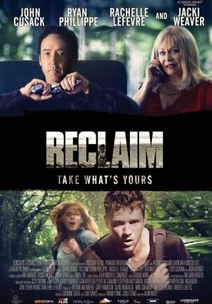 Film RECLAIM 2015 Bioskop