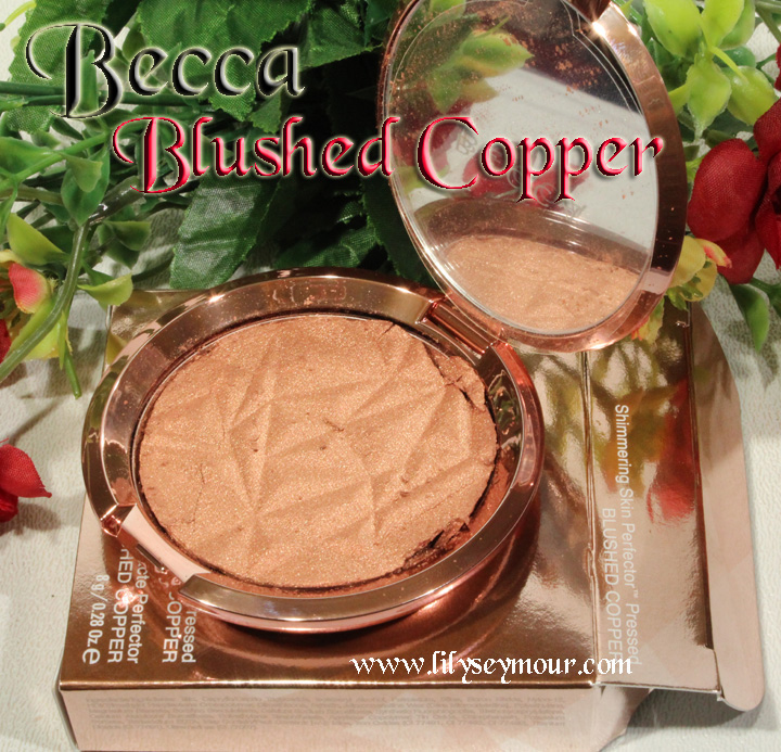 Becca Limited Edition Blushed Copper Shimmering Skin Perfector