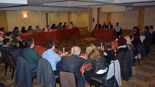 """Πραγματοποιήθηκε η ετήσια γενική συνέλευση της δημοτικής παράταξης """"ΑΝΑ.Σ.Α. για την Αλεξανδρούπολη"""""""