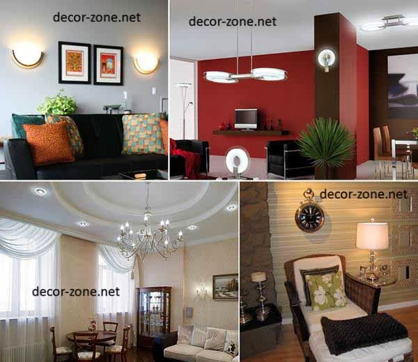 5 modern living room lighting ideas for Modern living room lighting ideas
