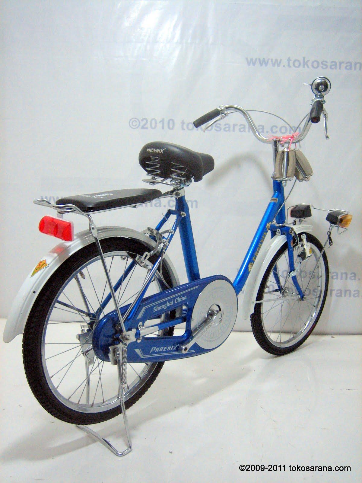 tokomagenta: A Showcase of Products: Sepeda Mini PHOENIX