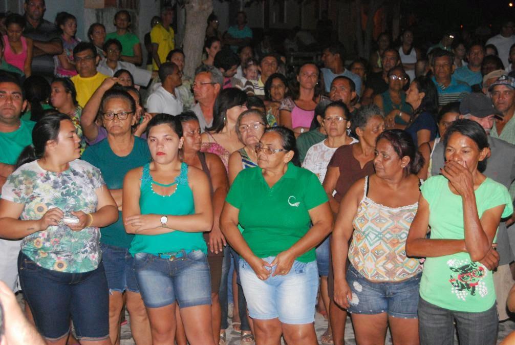 Prefeito Ivan Padilha e demais lideranças locais realizam mais um bate papo.