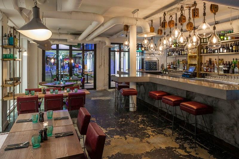 mejores diseños de interiores de bares y restaurantes del mundo, Topolski