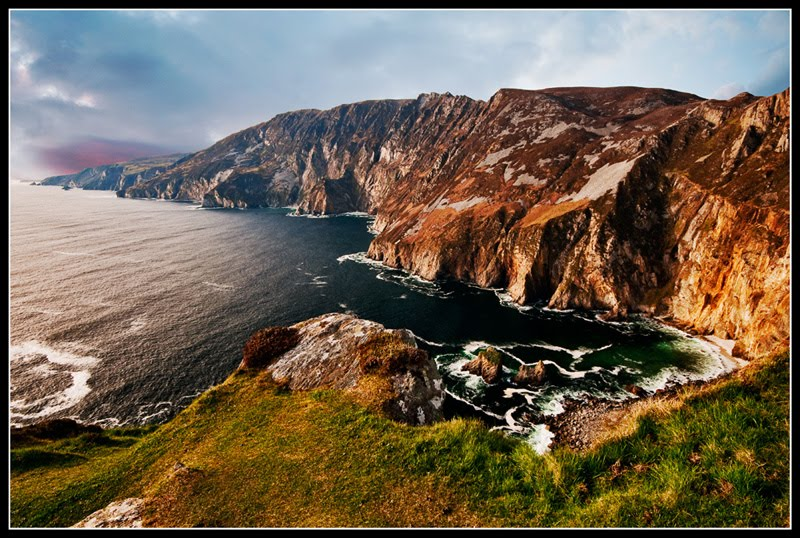 Slieve League, the greatest spot on Earth