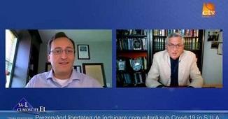 Harry Miheț 🔴 Prezervând libertatea de închinare comunitară sub Covid-19 în SUA