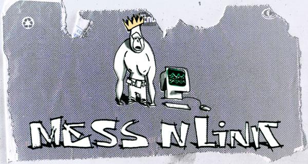 mess n' link