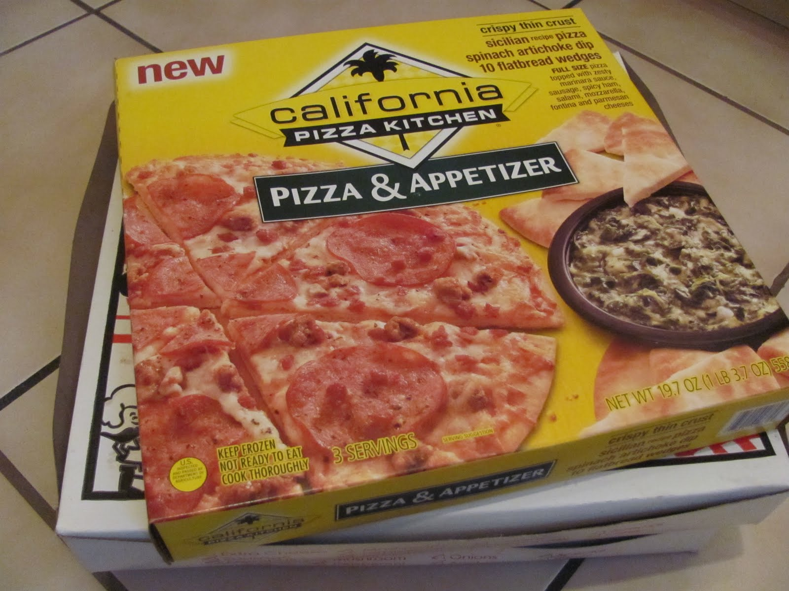 Cuisine Around the World: California Pizza Kitchen Pizza and ...