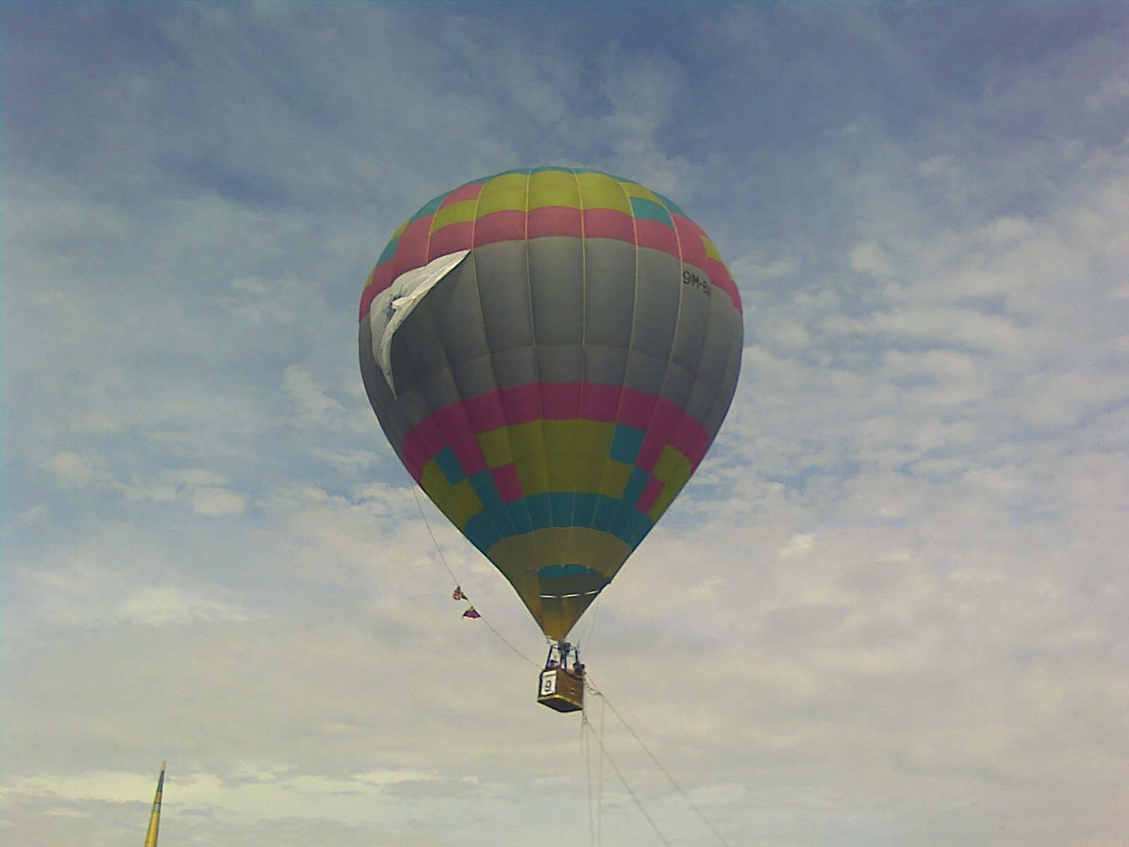 7th international hot air ballon putrajaya fiesta, Picnic Area, Helicopter Joy Rides, Shows and Performances,Extreme Zone, Kids Play Area, events, travel, tourism, march 2015, putrajaya international hot air ballon fiesta 2015     Night Glow
