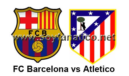 Barcelona vs Atlético Madrid Vuelta Champions 2014