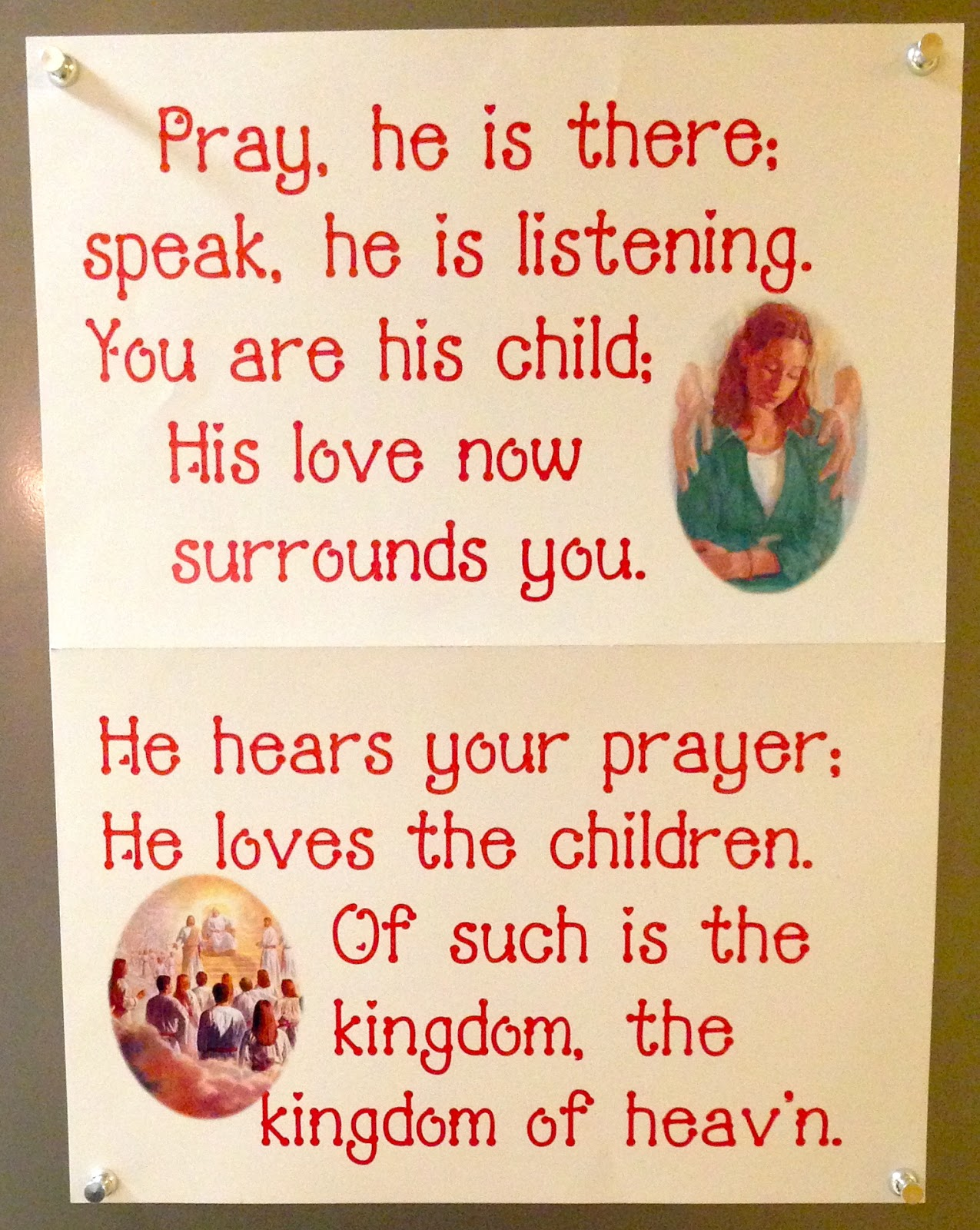 Who saidHe who sings well prays twice - answers.com