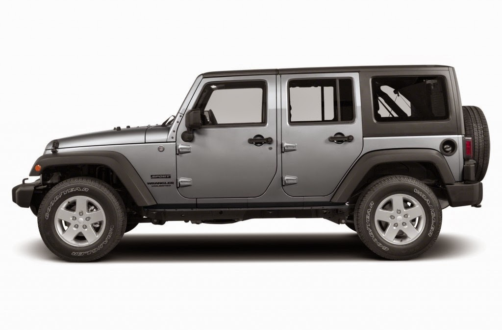 2015 jeep wrangler 4 door