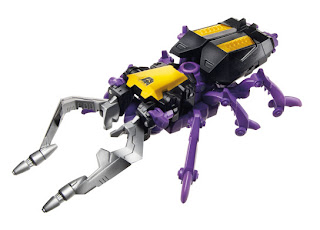 Hasbro Transformers Generations Insecticon Sharpshot & Reflector Figure