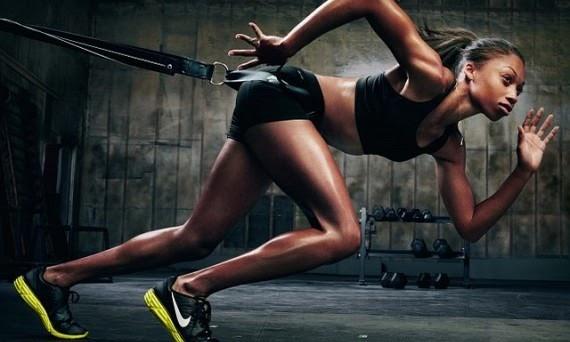 Beautiful women in sports - female fitness inspiration