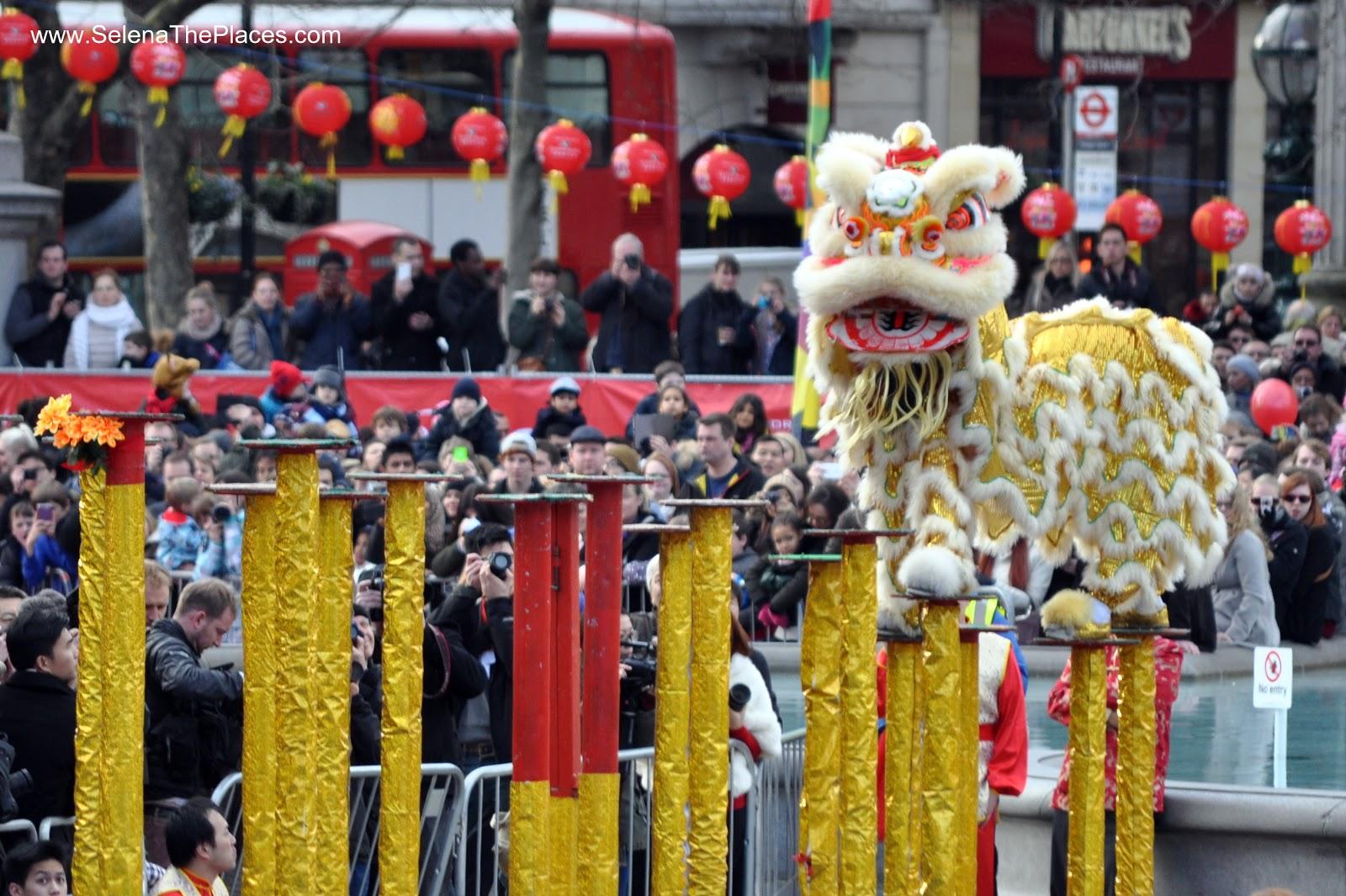 Chinese New Year London 2014