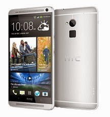 HTC One Max (Silver White) with Free Flipcover and Stylus Pen for Rs.37000 Only @ Flipkart (Lowest Price)