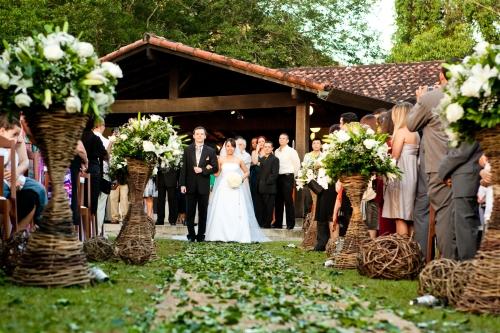 Casamento em BH Casamento em Sítio!