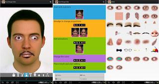 تحميل برنامج face changer لاندرويد للتلاعد بالوجوه