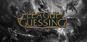 League Of Guessing by Highline Studio