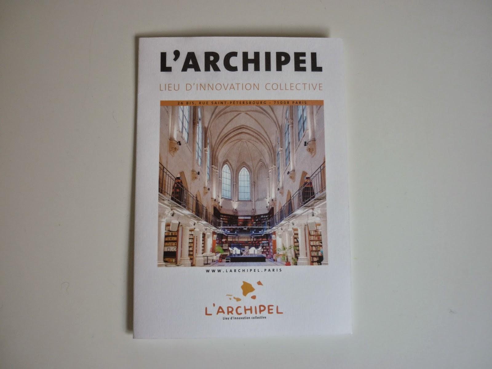 L'Archipel à Paris