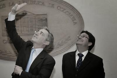 Uribe y Francisco Santos | Copolitica