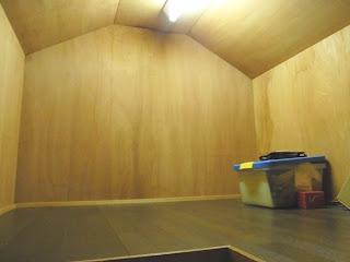 屋根裏収納お片づけ ビフォー&アフター ビフォー画像