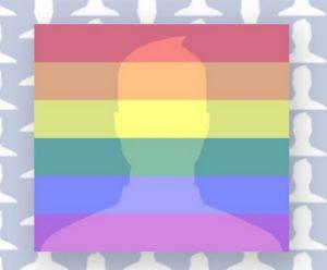 foto profilo arcobaleno facebook