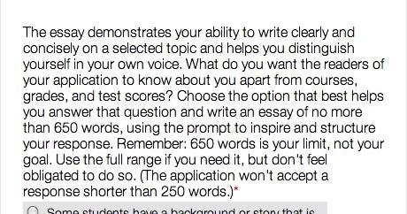 common app essays 2013-14