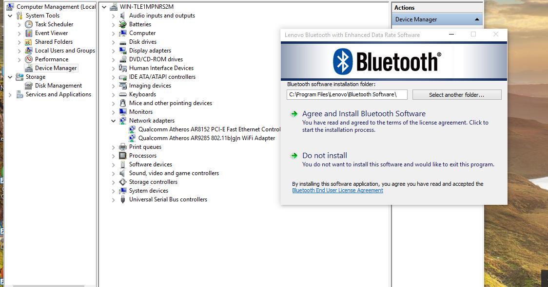 dell wireless 365 bluetooth driver for windows 8