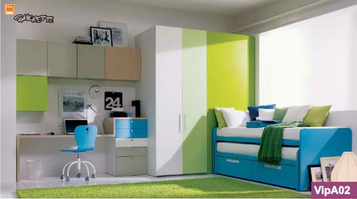 18 cool boys bedroom ideas for Funky boys bedroom ideas