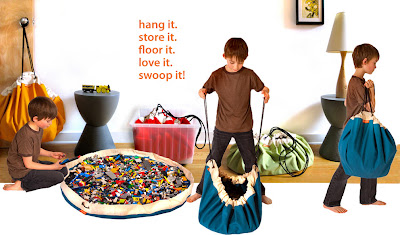 swoop welcome 9 ideas for organizing Legos, some definitely better than others