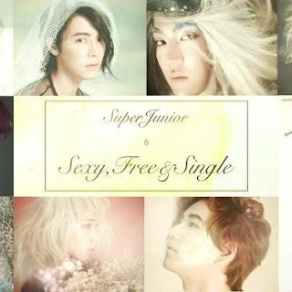 Lirik SUJU Super Junior - Sexy Free and Single