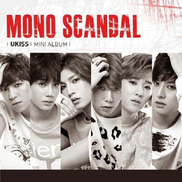 download album u-kiss mono scandal