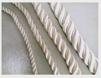 Polypropylene Rope for Hang Tag String Lock Pin
