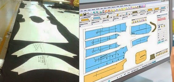 Manual and Cad Marker Making