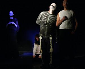 Muerte, Esposo, Chole y Madre